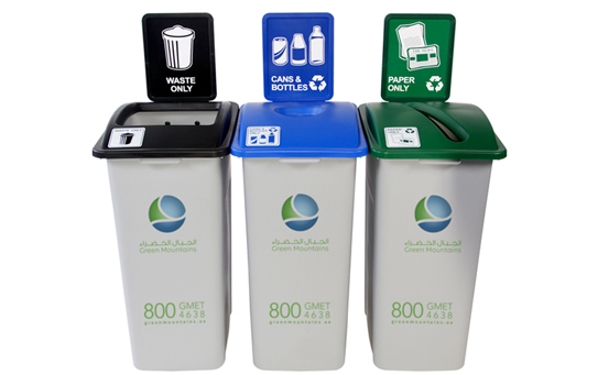 Waste Segregation and Packaging Services