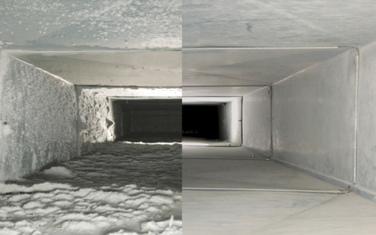 AC & Kitchen Duct Cleaning